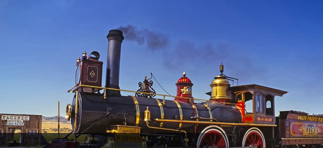 Transcontinental Railroad Leadership Experience