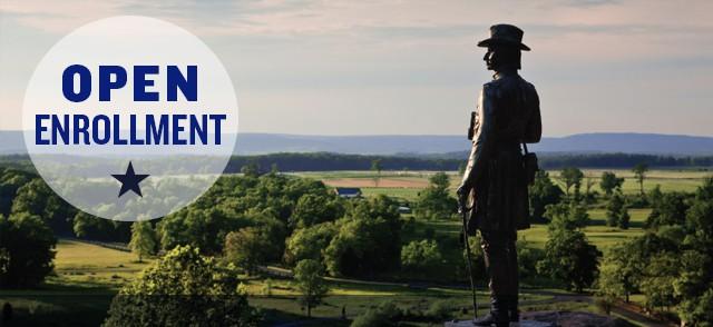 Gettysburg Open Enrollment